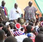 I'm a man with new ideas and fresh direction - Akufo-Addo