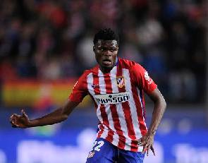 Does Partey still have a future at Atletico Madrid?