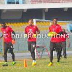 Black Stars step up preparations for final AFCON qualifier