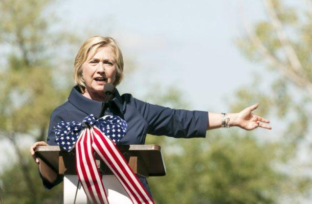 Half of all Trump supporters belong in ' basket of deplorables - Clinton