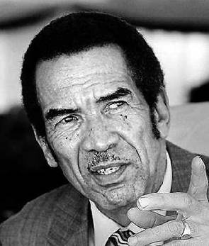 Mugabe must step down - Botswana president