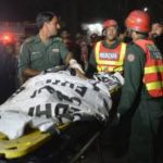Suicide bomber kills at least 25 in Pakistani mosque