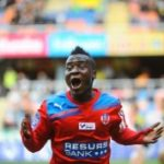 Accam scores to earn a point for Chicago Fire