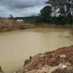 Two feared dead after galamsey pit caves in