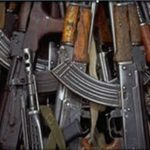 Gov't retrieves over 800 illicit guns out of 1.1m weapons