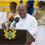 Don't deceive people for your selfish gains - Mahama