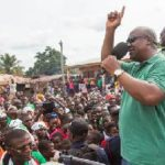 Plant tree before you promise fruit - Mahama tells Akufo-Addo