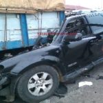 Two feared dead in accident at Legon