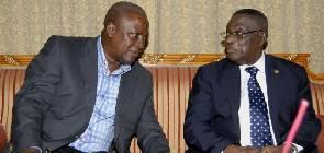 Mills gov't better than Mahama's – Bawumia