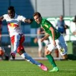 Dwamena suffers elimination from Austrian Cup with Lustenau