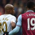 Andre Ayew and Jordan Ayew exploits excites Rahim Ayew