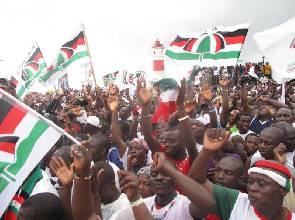 Confusion rocks NDC over Volta Regional campaign taskforce launch