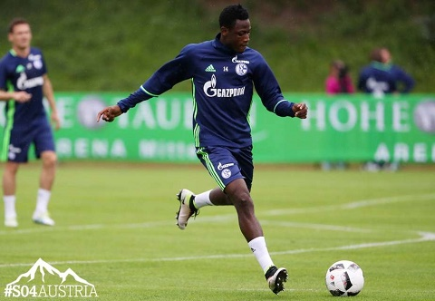 Rahman Baba: Gerald Asamoah has given me a lot of help