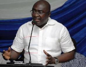 Bawumia to deliver lecture on Ghana's economy today