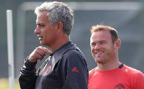 Mourinho: I trust 'my man' Rooney completely