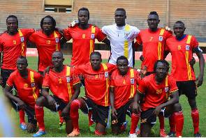 Uganda name 30-man squad ahead of Ghana clash next month