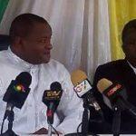 Ayariga picks APC's 1st vice chair as running mate