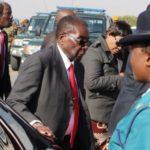 Robert Mugabe jokes over health rumours