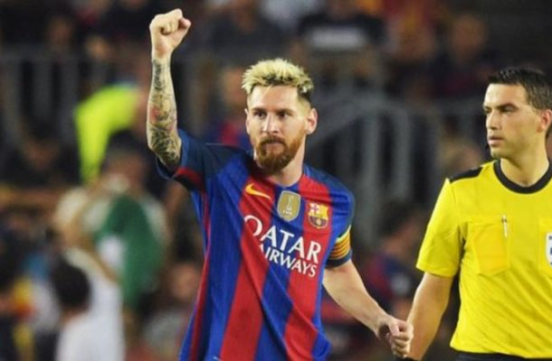 Lionel Messi scored his sixth Champions League hat-trick as rampant Barcelona inflicted on Celtic their heaviest ever European defeat.