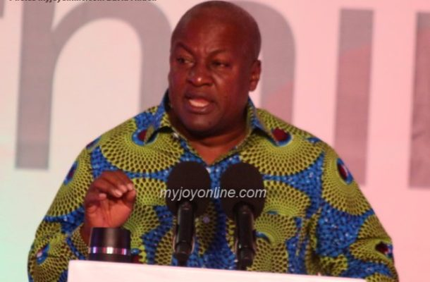 Over subscription of 5th Eurobond evidence of investors' confidence – Mahama
