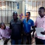 Ex-convicts rape 40-year-old woman