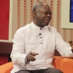 Edward Mahama goes for Voltarian as running mate