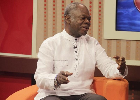 Edward Mahama goes for Voltarian as running mate