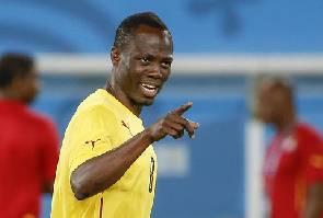 Agyemang-Badu confident of 2018 World Cup qualification