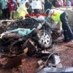 Driver linked to Sunyani gory accident arrested