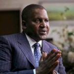Dangote vows to buy Arsenal within four years