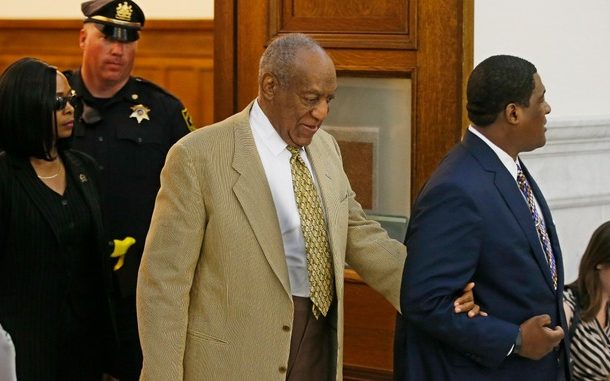Bill Cosby claims he is blind ahead of sex assault trial