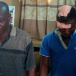 Two robbers who raped woman in Bolga in Police grip
