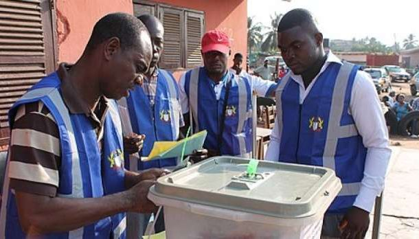 NDC admits party thugs vandalised EC properties, apologises for incident