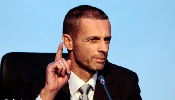 New UEFA chief Aleksander Ceferin promises to stand up to big clubs