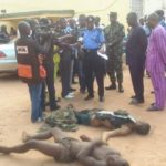 Two  Ghana Boys killed by Security Task Force