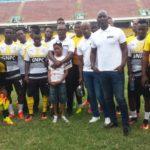 PHOTOS: PFAG throws weight behind Black Stars for Rwanda clash