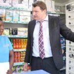 JCS Investment launches solar kiosks in Ghana