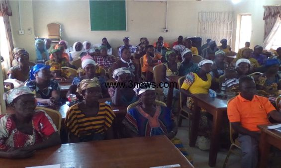 Nanumba South: Parliamentary candidates fail to show up for women's debate