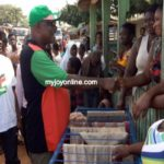 Ex Kumasi Mayor, Yamoah Ponkoh start campaign to garner one million votes for NDC