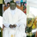 Former Ghana's strongest man arrested for stabbing priest