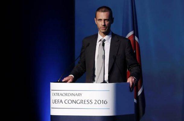 Aleksander Ceferin elected as the new UEFA President