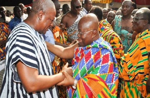 Health status of presidential candidates crucial – Arthur K