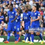 Versatile Daniel Amartey to return to midfield against Manchester United after playing in defense against Chelsea