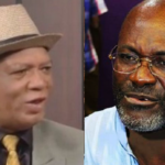You insult people by-heart and feign diabetes when arrested – Ametor tells Ken Agyapong