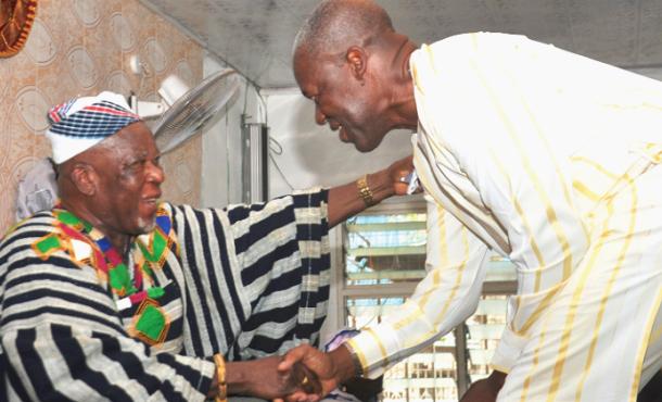 Veep pays courtesy call on Buipewura