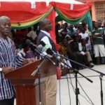 Economic Surgeon -Amissah-Arthur Heading Govt's Economic Management Team With Courage, Vision, Wisdom And Ability