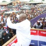 Nana Addo calls for change in Northern Region