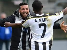 Ghana ace Badu receives award in Italy