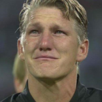 VIDEO: Bastian Schweinsteiger weeps after last match for German national team
