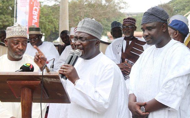 Bawumia urges credible polls